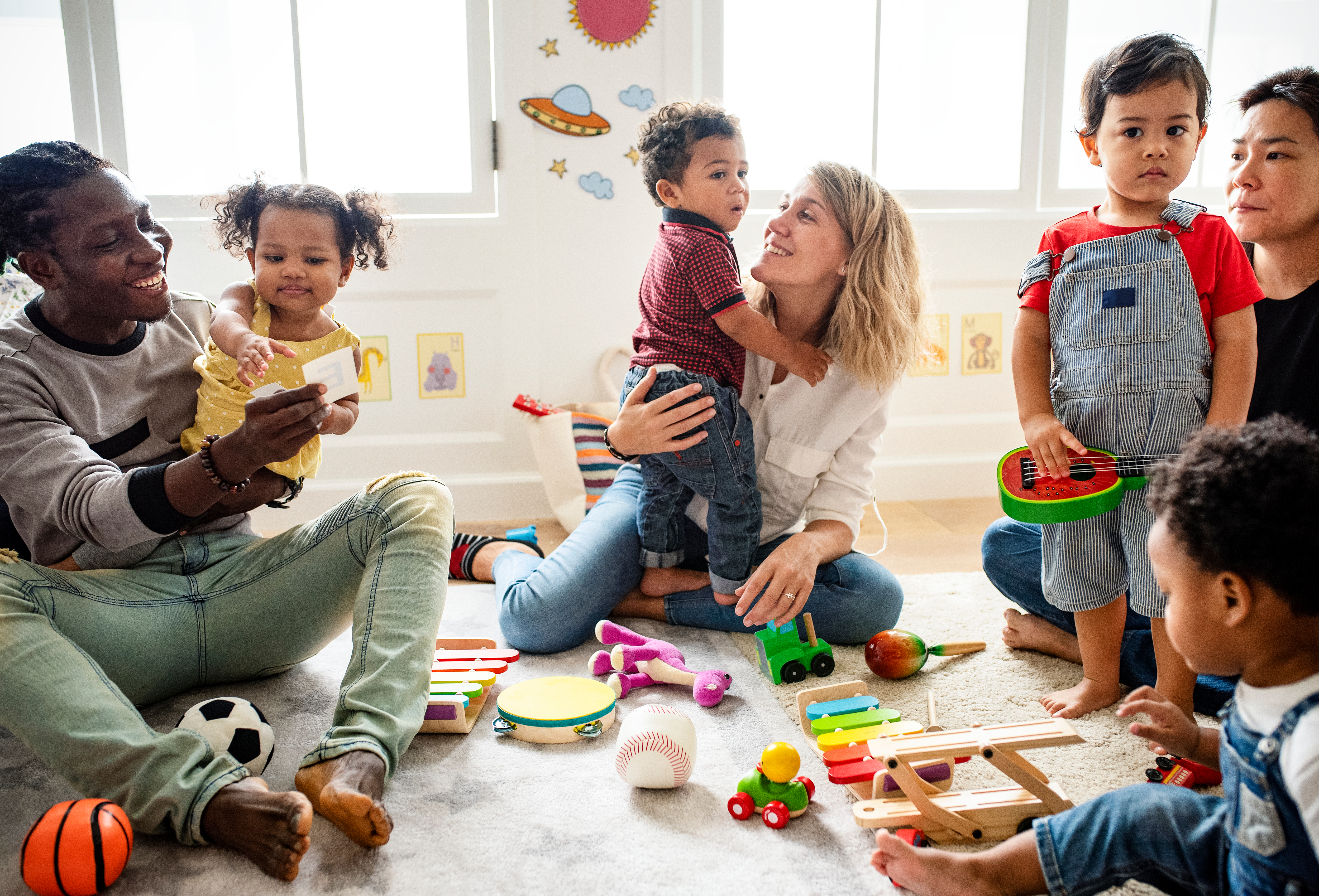 TheraCare's Early Intervention Program